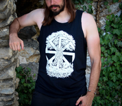 BROTHERHOOD, SLAVIC TANK TOP - PAGAN T-SHIRTS NAAV FASHION