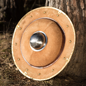HOPLON, ANCIENT GREEK SHIELD - LIVING HISTORY SHIELDS
