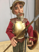 DON QUIJOTE, LARGE MARIONETTE - SKLAD
