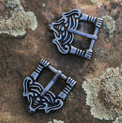 HISTORICAL BUCKLE I, COLOUR SILVER - BELT ACCESSORIES
