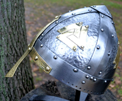 GUNNAR, NORMAN HELMET - VIKING AND NORMAN HELMETS