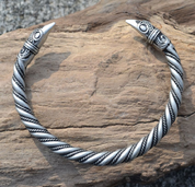 VIKING RAVEN, MAMMEN, BRACELET, TIN - VIKING PENDANTS