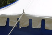 LARGE MEDIEVAL TENT, FOR RENTAL - MEDIEVAL TENTS HIRE