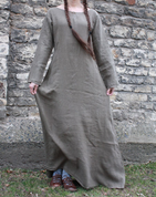 WOMEN'S DRESS - VIKINGS, EARLY MIDDLE AGES - COSTUMES FOR WOMEN