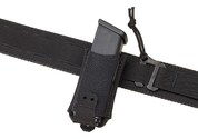 KD ONE BELT CLAWGEAR BLACK - GÜRTEL