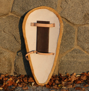 HMB ALMOND SHAPED SHIELD - BATTLE READY SHIELDS
