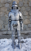 PLATE ARMOUR - ALUMINIUM - FOR FILMMAKERS - SUITS OF ARMOUR
