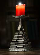 PYRAMIDE, FORGED CANDLESTICK - FORGED PRODUCTS