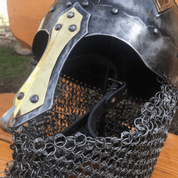 EASTERN SLAVIC HELMET, GNEZDOVO, RUSSIA - VIKING AND NORMAN HELMETS