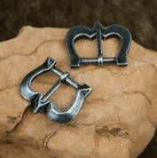 HISTORICAL BUCKLE MEDIEVAL, ZINC - BELT ACCESSORIES