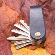 MORLEY, LEATHER KEYCHAIN - WALLETS