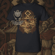 ODAL, WOMEN'S T-SHIRT, COLOURED - PAGAN T-SHIRTS NAAV FASHION