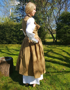 PEASANT GIRL - HISTORICAL COSTUME - COSTUMES FOR WOMEN