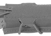 UNIVERSAL PISTOL MAG POUCH BLACK - TACTICAL NYLON