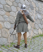 MEDIEVAL ARCHER - MERCENARY, COSTUME RENTAL - COSTUME RENTALS