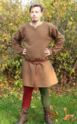 MEDIEVAL TUNIC, WOOL - CLOTHING FOR MEN
