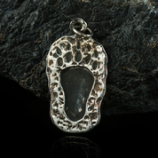 BEAR PAW, SILVER PENDANT - MYSTICA SILVER COLLECTION - PENDANTS