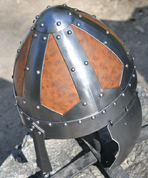 DAGOBERT, SPANGENHELM - VIKING AND NORMAN HELMETS