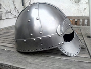 HALSTEIN, VIKING HELMET - VIKING AND NORMAN HELMETS