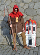 HUSSITE WARRIOR - COSTUME RENTAL - COSTUME RENTALS