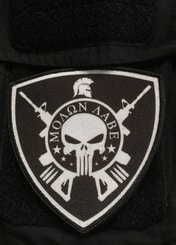 MOLON LABE, coat of arms