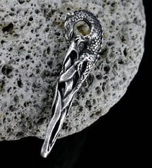 STOORWORM, Celtic Dragon, pewter pendant