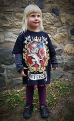 PATRIOT - Bohemia, Kids T-Shirt