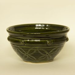 Green BOWL mini size