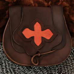 BRENT, Leather Belt Bag