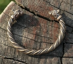 CAITLIN, Celtic Cat, bracelet, bronze