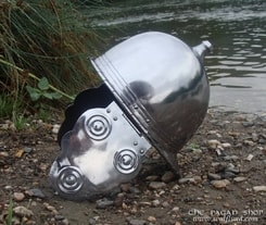 Celtic Montefortino Helmet