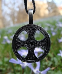 CELTIC CROSS OF HARMONY, pendant