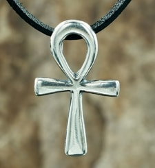 ANKH, Cross of the Life, silver