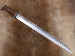 SIGURD, long seax knife
