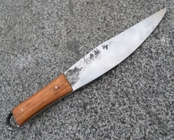 ROMAN KNIFE, forged replica