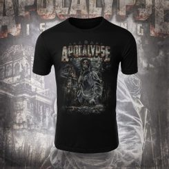 PREPPER - Apocalypse is Coming, men's T-Shirt