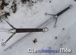 CLAYMORE - Highland Scottish Sword