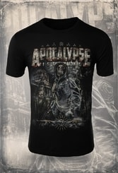 PREPPER - Apocalypse is Coming, T-Shirt