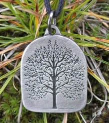 TREE OF LIFE - Celtic Amulet
