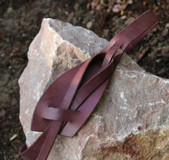 LARA Fashion Leather Belt