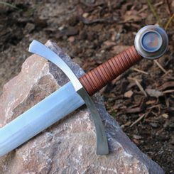 LANFRID Single Handed Medieval Sword FULL TANG
