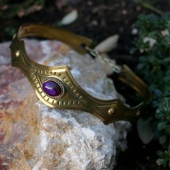 DRAGON's EYE, crown purple