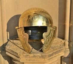 Weiler type helmet from Xanten, collectible replica