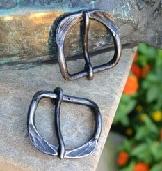 FORGED IRON BUCKLE for leather belts