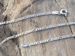 FIGARO, silver neck chain, AG 925