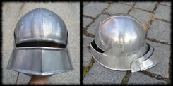 Child Sallet Helmet