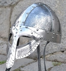HÅKON, Casque de viking