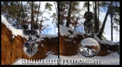 VISBY ROCK CRYSTAL NECKLACE
