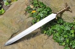 FIONN, Forged Celtic Chieftain Sword