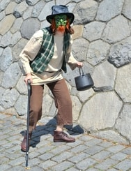 IRISH LEPRECHAUN COSTUME for rental